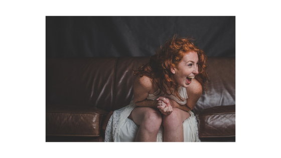 Laugh More, Orgasm More and Receive More!